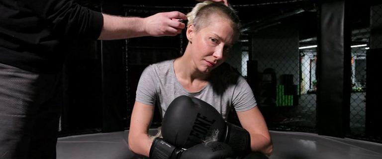 Katarzyna Warnke ogoliła głowę na łyso! To część charakteryzacji do filmowej roli