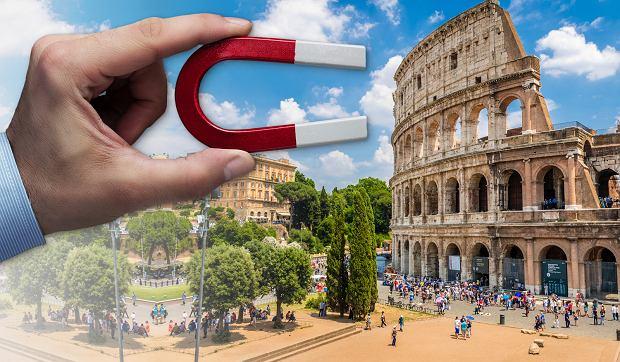 Karabinierzy radzą turystom: Na wakacje do Włoch zabierzcie magnes