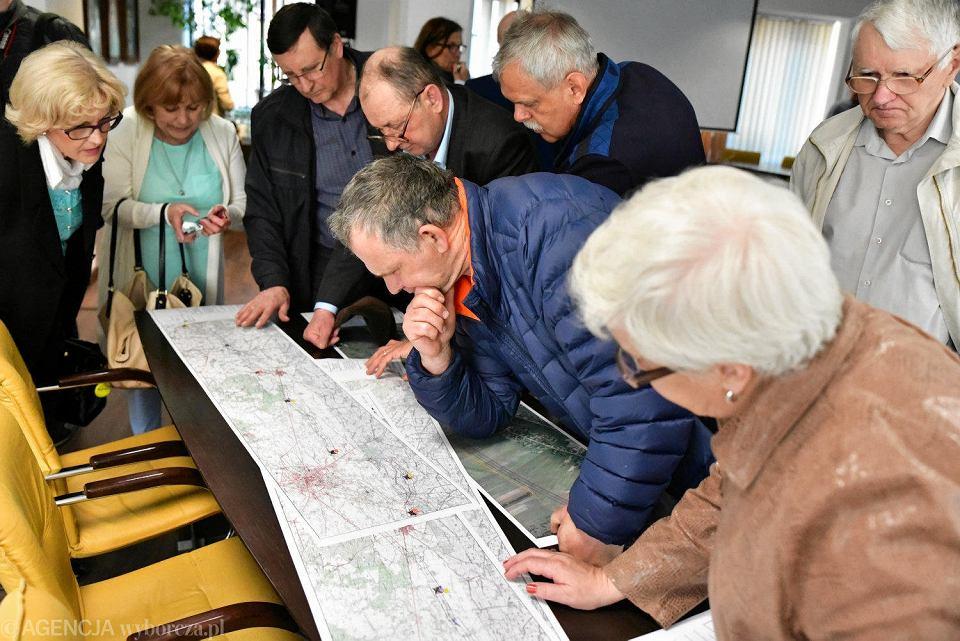 Spotkanie informacyjne o budowie trasy S12