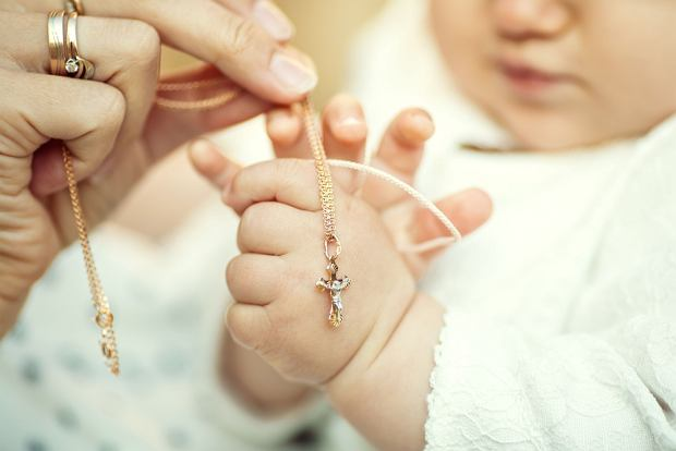 9968ec3fb4 Prezenty na chrzest dla dziewczynki i dla chłopca od chrzestnych ...