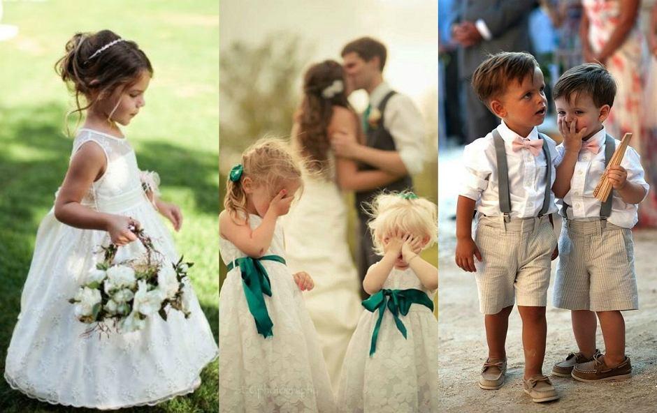 242cca231f Weselne stylizacje dla chłopców i dziewczynek I Dziecko