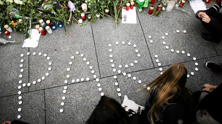 Paryż, dzień po zamachu