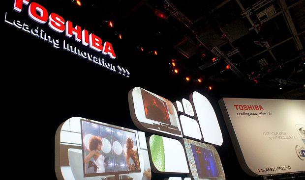 Toshiba sprzeda polsk� fabryk� telewizor�w