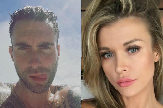 Joanna Krupa zdenerwowała się ostatnimi doniesieniami. Poszło o Adama z Maroon 5. Teraz komentuje