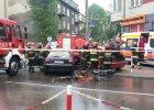 Znowu wypadek na skrzy�owaniu ulic Focha i �l�skiej [ZDJ�CIA]