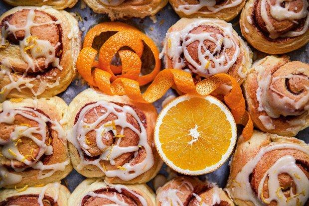 �limaczki pomara�czowe