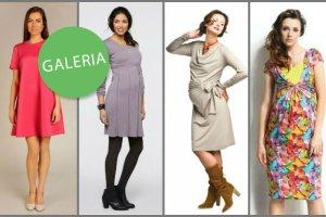 Wizytowe sukienki dla kobiet w ci��y - propozycje na wiosn� i lato
