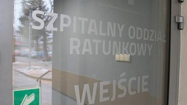 Oddział ratunkowy w Szpitalu Kieleckim przy ul. Kościuszki