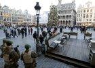 Mieszkańcy Brukseli starają się żyć normalnie. Mimo to władze odwołały imprezy noworoczne