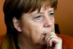 Merkel odpiera atak Schulza