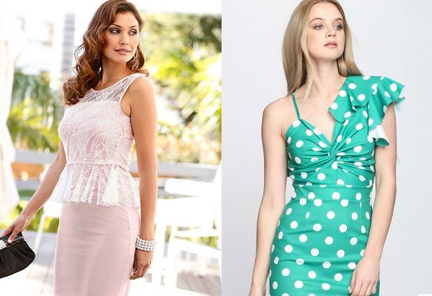b9d7472ed8 Tanie sukienki koktajlowe - zobacz najładniejsze sukienki z wyprzedaży