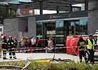 Śmiertelny wypadek przy metrze Wawrzyszew. Nie żyje kobieta