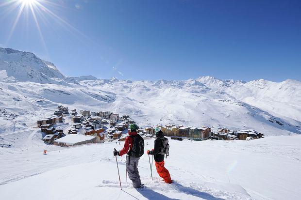 Val Thorens, narty Francja