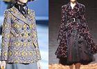 Powrót do epoki baroku - jesienne kurtki 2012