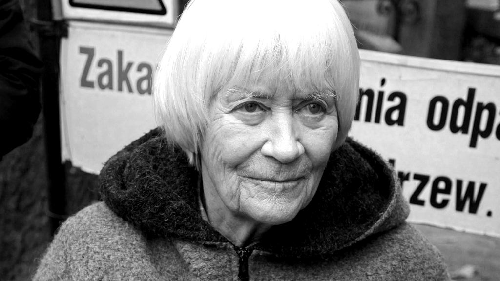 Zmarła Alina Janowska