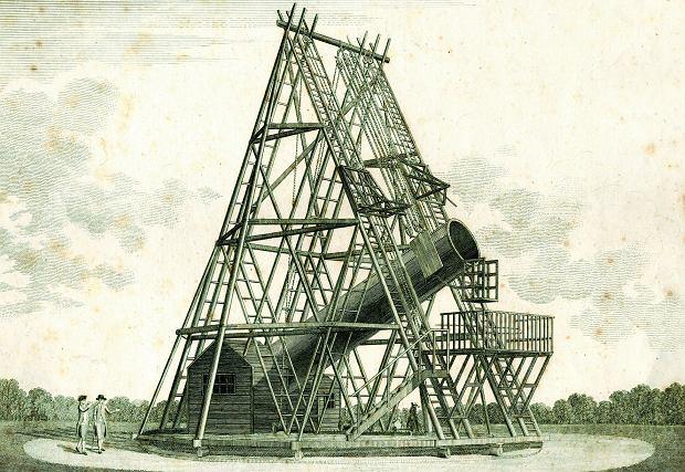 Teleskop: niebo na wyciągnięcie ręki. historia przedmiotu