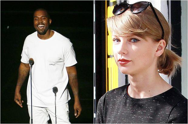 Kanye West miał do swojej dyspozycji cztery minuty na scenie podczas imprezy MTV VMA. Co miał do powiedzenia na temat nieobecnej Taylor Swift?