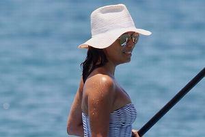 Eva Longoria na wakacjach