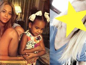 Beyonce, Blue Ivy, Gwyneth Paltrow