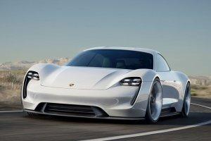 Elektryczne Porsche mission E w sprzedaży od 2019. Ma zagrozić Tesli. Cena warta uwagi