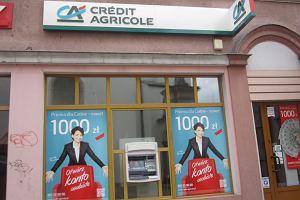Credit Agricole przejmie Eurobank? Reuters twierdzi, że są takie zakusy