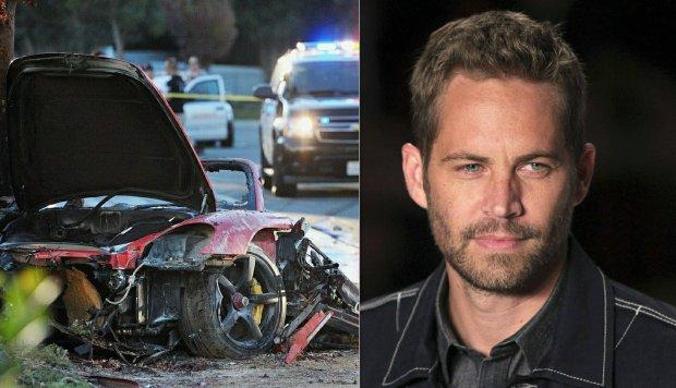 Ameryka�ski aktor Paul Walker zgin�� w wypadku samochodowym