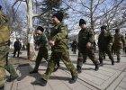 Rosyjska samoobrona zablokowa�a ukrai�ski helikopter. Dziennikarze z Kijowa pobici