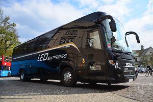 LEO Express wprowadza nową usługę. Dowiezie jak taksówka - pod same drzwi. Na razie w jednym mieście