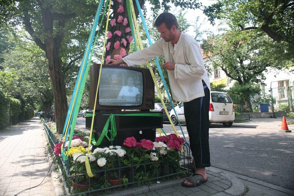 Rafał Betlejewski (fot. Bartosz Bobkowski / Agencja Gazeta)