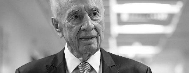 """Szymon Peres nie żyje. """"Izrael stracił żarliwego orędownika na rzecz pokoju i pojednana"""""""