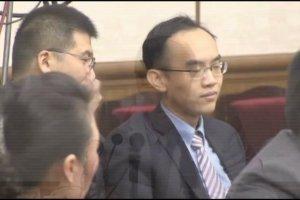 Student z USA zosta� skazany na 15 lat �agru w Korei P�n. Za zdarcie plakatu
