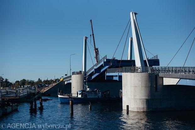 Zdjęcie numer 0 w galerii - Most w Sobieszewie już gotowy. Robi wrażenie [ZDJĘCIA]