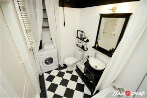 Metamorfoza łazienki w bloku w weekend