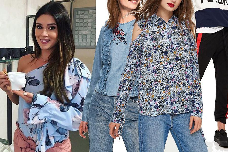 Kolaż, koszule, spodnie Sinsay/Materiały partnera