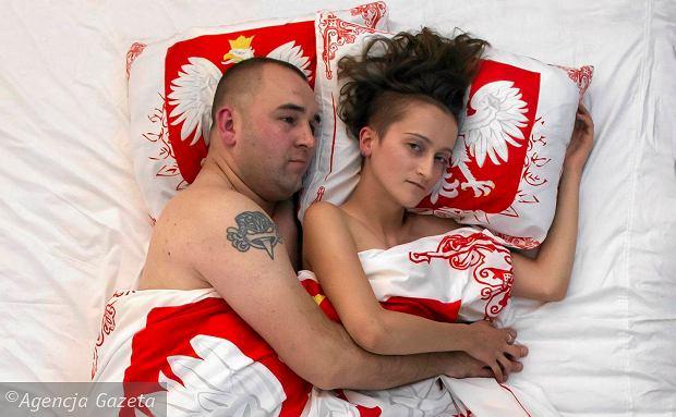 Odzyskuję symbole narodowe zawłaszczone przez polską prawicę