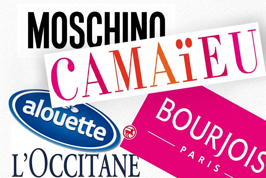 70df0a1f54bae Parfois, Camaieu, Bourjois - umiesz poprawnie wymówić nazwy ...