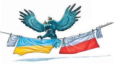 Polska - Ukraina. Historia
