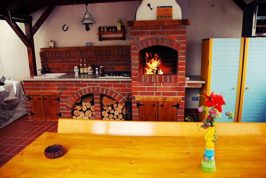 Inspiracje rustykalne kuchnie letnie  zdjęcie nr 18