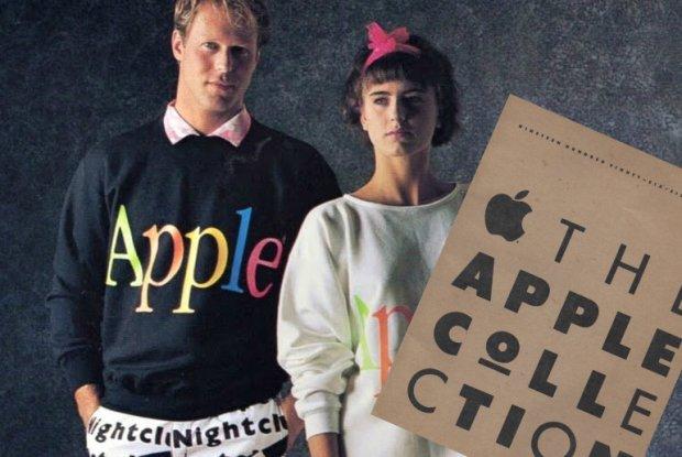 Mija 30 lat, odkąd Apple wypuścił kolekcję... ubrań. Nie była tak stylowa jak iPhone 6S