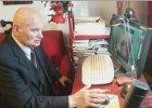 Najstarszy kandydat na radnego w Polsce! Senior z Wa�brzycha walczy o mandat
