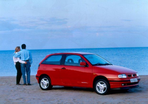 Seat Ibiza II GTI (fot. Seat)
