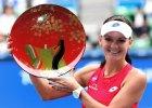 Rankingi WTA. Radwańska awansowała o sześć pozycji