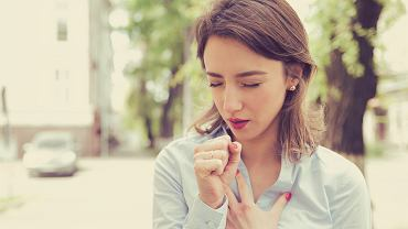 Astma alergiczna jest odmianą dychawicy oskrzelowej