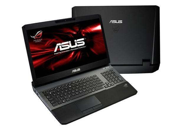 Laptopy Asusa dla graczy