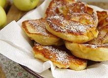 Racuszki z jabłkami - ugotuj