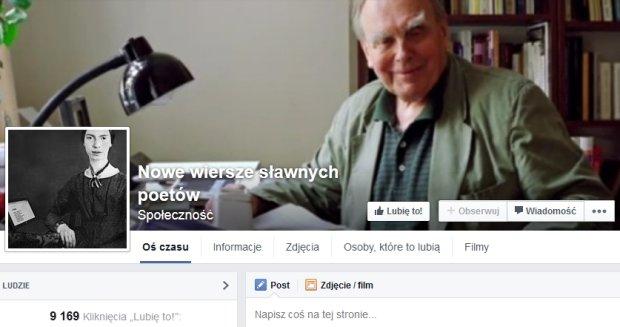 Nowe Wiersze Sławnych Poetów Aktualne Wydarzenia Z Kraju I