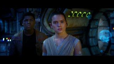 """Kadr ze zwiastuna filmu """"Gwiezdne Wojny: Przebudzenie Mocy"""""""