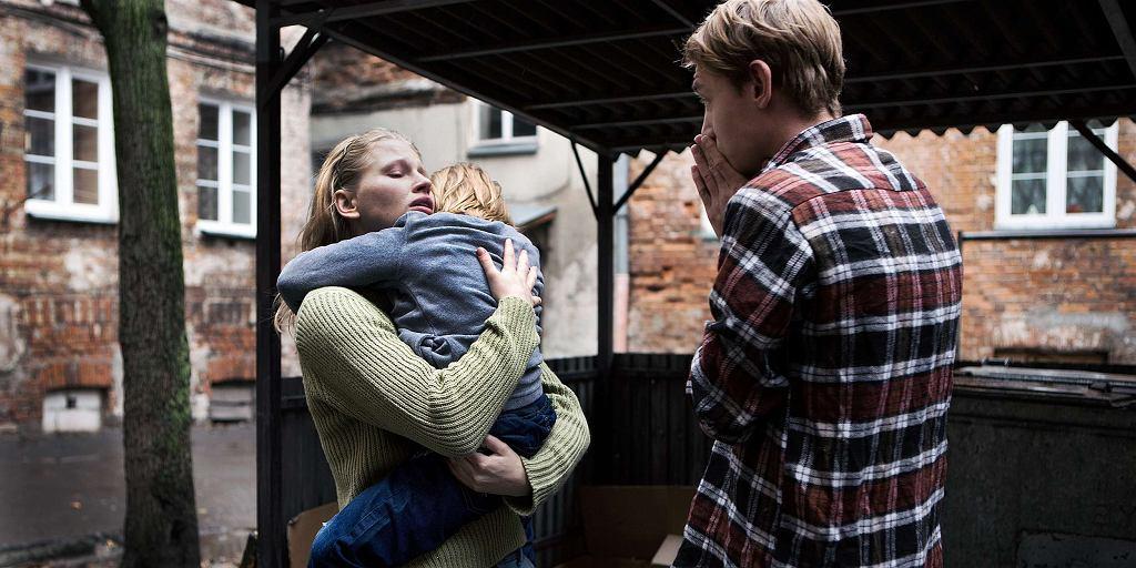 Kadr z filmu 'Niewidzialne', reż. Paweł Sala / Alter Ego Pictures