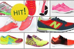 d9df63891c99b Neonowe buty sportowe - najmodniejsze sneakersy w odblaskowych kolorach