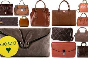 Brązowe torebki - ponad 50 propozycji!